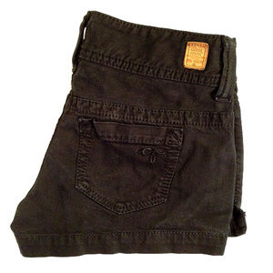 Guess Black Jeans Shorts | 26